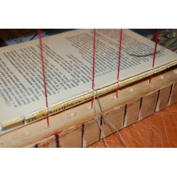 Важность переплета для домашней библиотеки