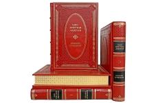 Ханс Кристиан Андерсен. Собрание сочинений в 4 томах. Подарочные книги. Ганс Кристиан Андерсен
