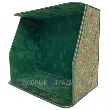 Купить книгу Подарочный футляр для 7-ми книг из натуральной кожи и мраморной бумаги (Артикул 1007) в Москве - интернет-магазин книг Добрые Традиции