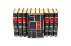 Гарри Гаррисон. Собрание сочинений в 16 томах. Весь Гаррисон. Подарочные книги в кожаном переплёте.