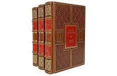 Эрнест Хемингуэй. Собрание сочинений в 6 томах. Подарочные книги в кожаном переплете