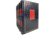 Альбер Камю. Собрание сочинений в 5 томах. Подарочные книги