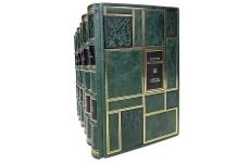 Карлос Кастанеда. Собрание сочинений в 6 томах. Подарочные книги в кожаном переплёте