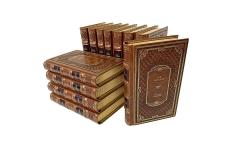 Лев Толстой. Собрание сочинений в 12 томах. Подарочное издание в кожаном переплёте